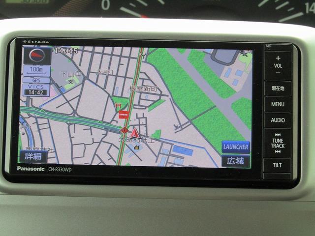 L スローパー 福祉車輌車 社外SDナビ フルセグTV(5枚目)