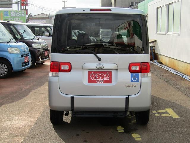 L スローパー 福祉車輌車 社外SDナビ フルセグTV(10枚目)