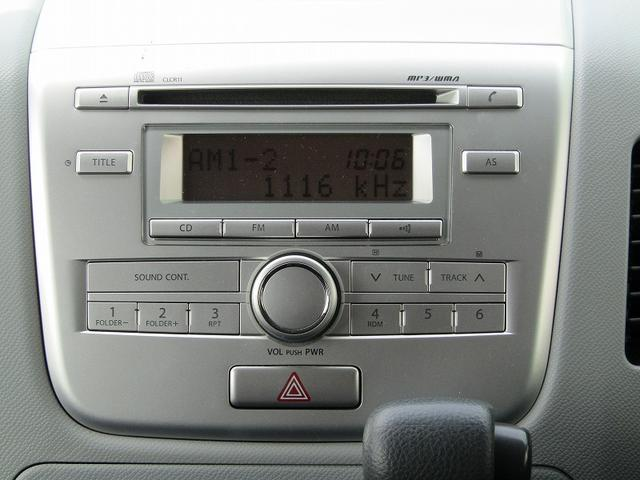 FX CDデッキ キーレス ETC ABS Wエアバック(5枚目)