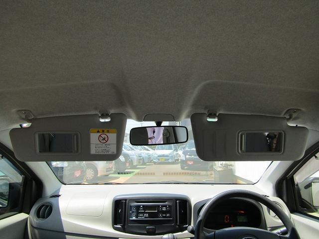 ■運転席と助手席の両方にバニティミラーが付いています☆