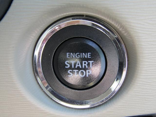 ■プッシュスタートスイッチでエンジン始動がワンタッチ☆