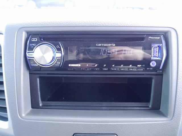 X 左パワースライドドア スマートキー 社外CDオーディオ(2枚目)