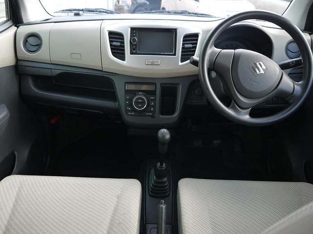 FX 5MT 社外ワンセグナビ キーレス オートエアコン アイドリングストップ ABS Wエアバック(17枚目)