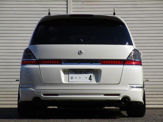 L SR パワーバックドアAXEL20AW BLITZ車高調(8枚目)