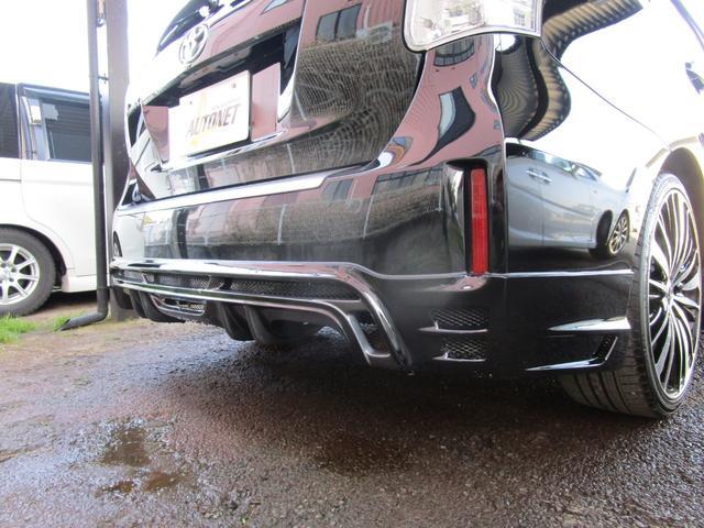 G サンルーフ モデリスタエアロ ROWENサイドステップ・リアスポイラー ロクサーニ19インチAW RS☆Rダウンサス カロッツェリアナビ・HUD・ドライブレコーダー・ツィーター クルコン ワンオーナー(20枚目)