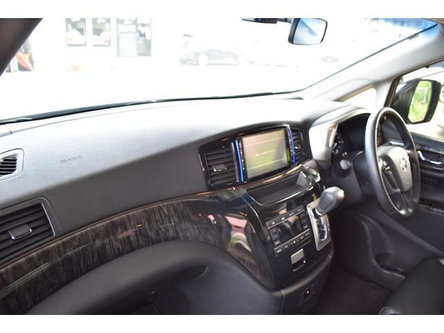250ハイウェイスタープレミアム ロクサーニ20インチAW TEIN車高調 黒革パワーシート シートヒーター パワーバックドア 純正SDナビ・TV Bモニター ナビ連動ドラレコ ETC 両側電動スライドドア オートクルーズ(33枚目)