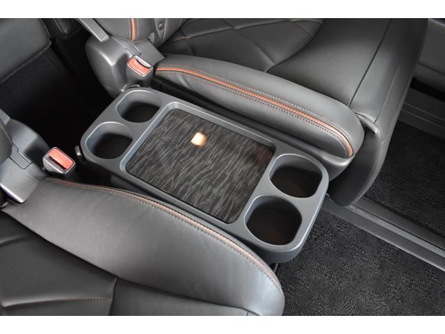 250ハイウェイスタープレミアム ロクサーニ20インチAW TEIN車高調 黒革パワーシート シートヒーター パワーバックドア 純正SDナビ・TV Bモニター ナビ連動ドラレコ ETC 両側電動スライドドア オートクルーズ(48枚目)