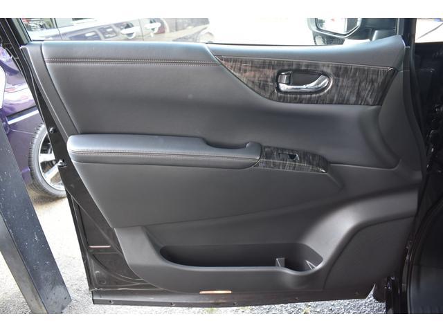 250ハイウェイスタープレミアム ロクサーニ20インチAW TEIN車高調 黒革パワーシート シートヒーター パワーバックドア 純正SDナビ・TV Bモニター ナビ連動ドラレコ ETC 両側電動スライドドア オートクルーズ(63枚目)