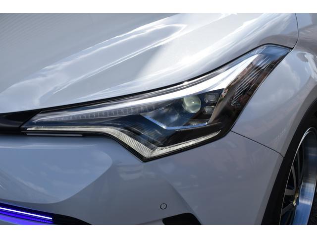 G-T 4WD TRDフルエアロ M'zSPEED20インチAW BLITZ車高調 TOM'Sマフラー Toyota Safety SenseP 純正9型ナビ シートヒーター レーダー探知機 レーダークルーズ(9枚目)