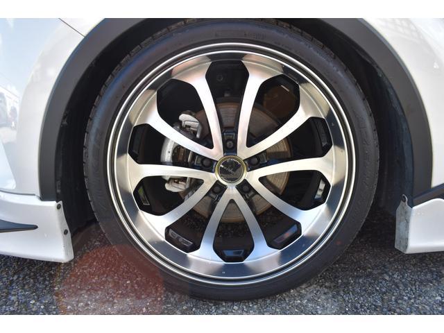 G-T 4WD TRDフルエアロ M'zSPEED20インチAW BLITZ車高調 TOM'Sマフラー Toyota Safety SenseP 純正9型ナビ シートヒーター レーダー探知機 レーダークルーズ(15枚目)