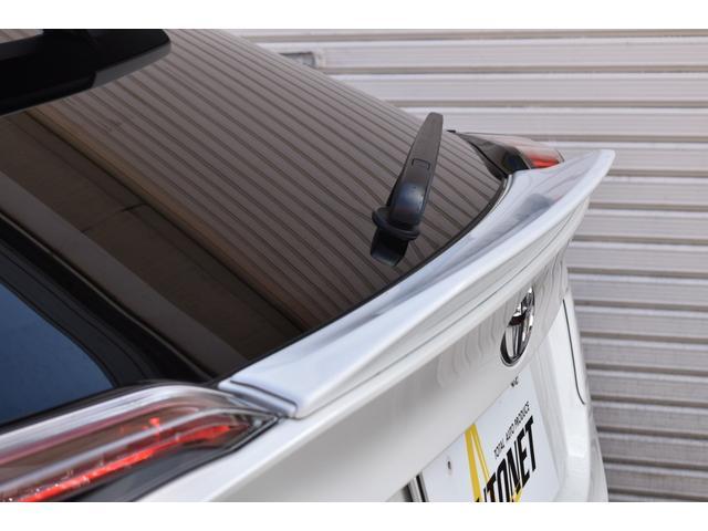 G-T 4WD TRDフルエアロ M'zSPEED20インチAW BLITZ車高調 TOM'Sマフラー Toyota Safety SenseP 純正9型ナビ シートヒーター レーダー探知機 レーダークルーズ(20枚目)