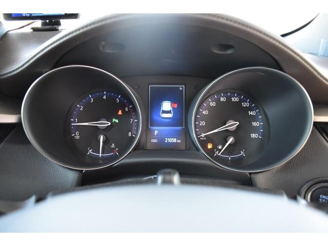 G-T 4WD TRDフルエアロ M'zSPEED20インチAW BLITZ車高調 TOM'Sマフラー Toyota Safety SenseP 純正9型ナビ シートヒーター レーダー探知機 レーダークルーズ(25枚目)