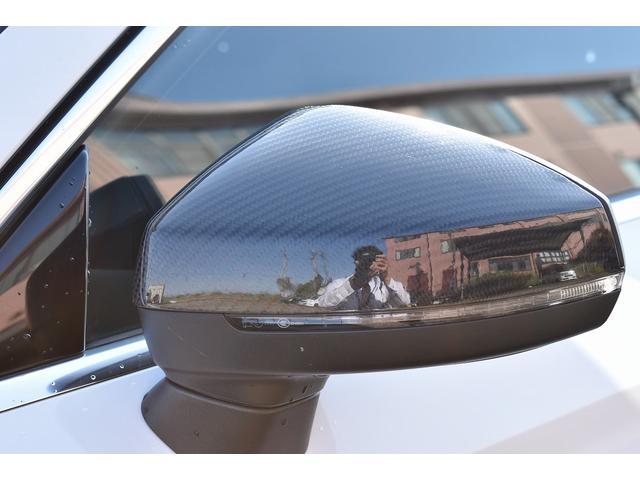ベースグレード Schmieden18インチAW SACHS車高調 GARAGE VARYリアディフューザー 034motorsportスタビリンク 純正ナビ・TV BANG&OLUFSENサウンドシステム(9枚目)