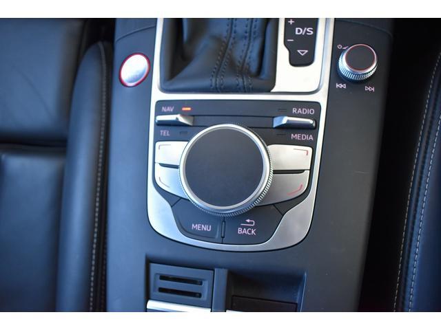 ベースグレード Schmieden18インチAW SACHS車高調 GARAGE VARYリアディフューザー 034motorsportスタビリンク 純正ナビ・TV BANG&OLUFSENサウンドシステム(24枚目)