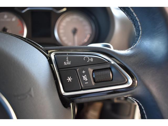 ベースグレード Schmieden18インチAW SACHS車高調 GARAGE VARYリアディフューザー 034motorsportスタビリンク 純正ナビ・TV BANG&OLUFSENサウンドシステム(28枚目)