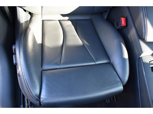 ベースグレード Schmieden18インチAW SACHS車高調 GARAGE VARYリアディフューザー 034motorsportスタビリンク 純正ナビ・TV BANG&OLUFSENサウンドシステム(38枚目)