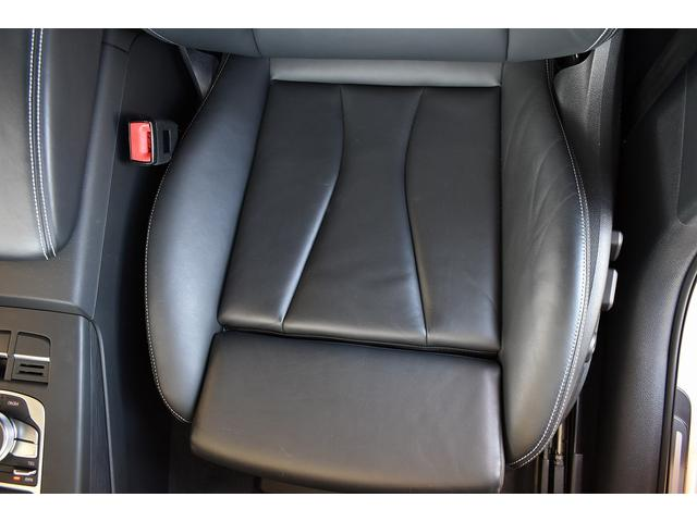 ベースグレード Schmieden18インチAW SACHS車高調 GARAGE VARYリアディフューザー 034motorsportスタビリンク 純正ナビ・TV BANG&OLUFSENサウンドシステム(41枚目)