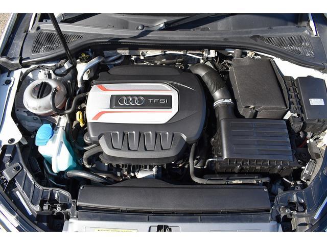 ベースグレード Schmieden18インチAW SACHS車高調 GARAGE VARYリアディフューザー 034motorsportスタビリンク 純正ナビ・TV BANG&OLUFSENサウンドシステム(54枚目)