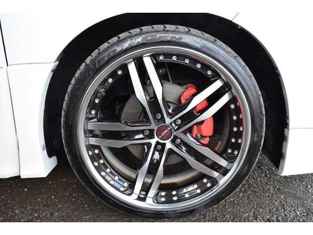 アエラス SHALLEN20インチAW RS-Rダウンサス TRDエアロ admirationマフラー KENWOODナビ・TV 両側電動スライドドア ToyotaSafetySense LEDヘッドライト(13枚目)