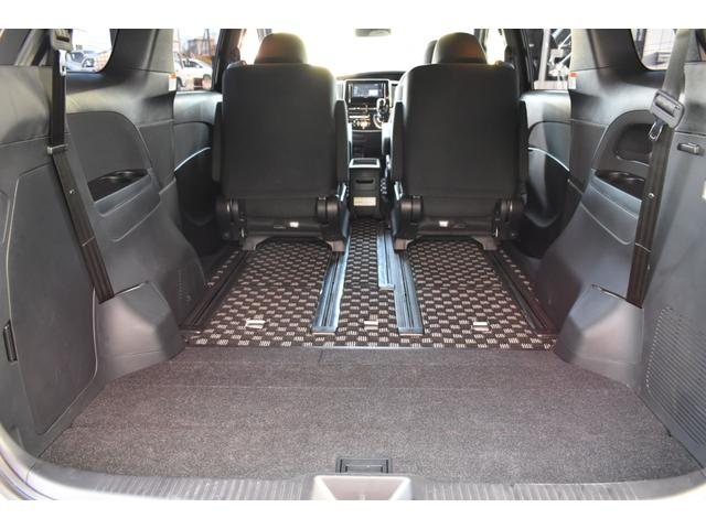 アエラス SHALLEN20インチAW RS-Rダウンサス TRDエアロ admirationマフラー KENWOODナビ・TV 両側電動スライドドア ToyotaSafetySense LEDヘッドライト(58枚目)