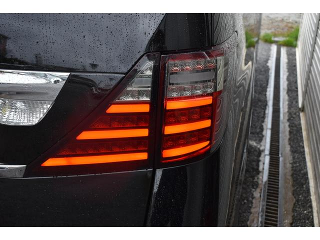 240G ツインサンルーフ MODELLISTAエアロLOXARNY20AW RS☆R車高調 純正ナビTVトヨタプレミアムサウンドシステム フリップダウンモニター クラッツィオシートカバー 両側電動スライドドア(12枚目)
