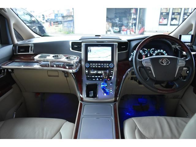 240G ツインサンルーフ MODELLISTAエアロLOXARNY20AW RS☆R車高調 純正ナビTVトヨタプレミアムサウンドシステム フリップダウンモニター クラッツィオシートカバー 両側電動スライドドア(23枚目)