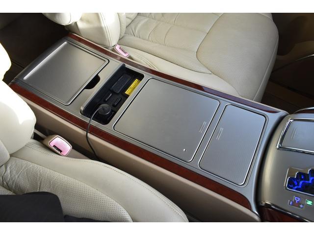 240G ツインサンルーフ MODELLISTAエアロLOXARNY20AW RS☆R車高調 純正ナビTVトヨタプレミアムサウンドシステム フリップダウンモニター クラッツィオシートカバー 両側電動スライドドア(30枚目)