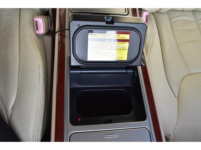 240G ツインサンルーフ MODELLISTAエアロLOXARNY20AW RS☆R車高調 純正ナビTVトヨタプレミアムサウンドシステム フリップダウンモニター クラッツィオシートカバー 両側電動スライドドア(32枚目)