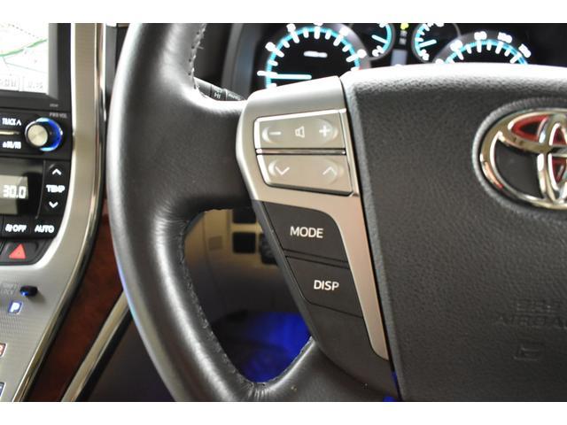 240G ツインサンルーフ MODELLISTAエアロLOXARNY20AW RS☆R車高調 純正ナビTVトヨタプレミアムサウンドシステム フリップダウンモニター クラッツィオシートカバー 両側電動スライドドア(35枚目)