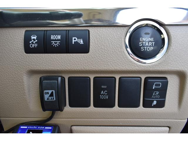 240G ツインサンルーフ MODELLISTAエアロLOXARNY20AW RS☆R車高調 純正ナビTVトヨタプレミアムサウンドシステム フリップダウンモニター クラッツィオシートカバー 両側電動スライドドア(38枚目)