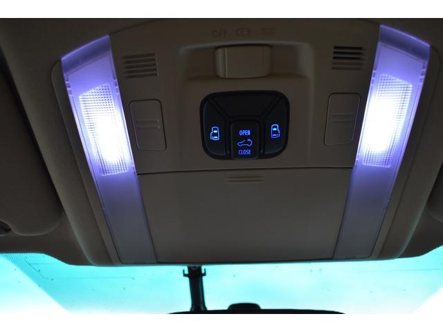 240G ツインサンルーフ MODELLISTAエアロLOXARNY20AW RS☆R車高調 純正ナビTVトヨタプレミアムサウンドシステム フリップダウンモニター クラッツィオシートカバー 両側電動スライドドア(40枚目)