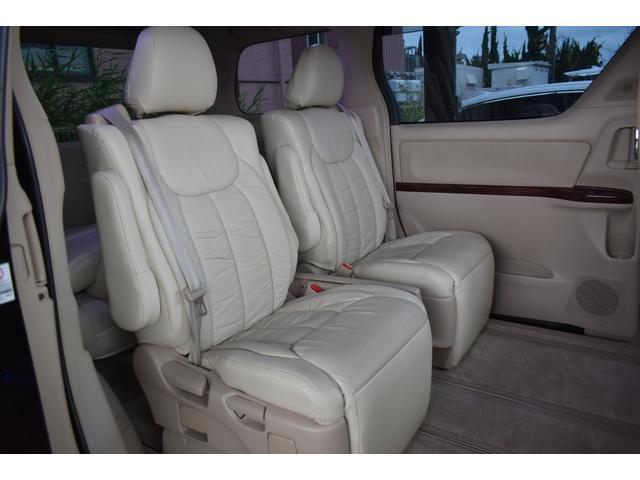 240G ツインサンルーフ MODELLISTAエアロLOXARNY20AW RS☆R車高調 純正ナビTVトヨタプレミアムサウンドシステム フリップダウンモニター クラッツィオシートカバー 両側電動スライドドア(53枚目)