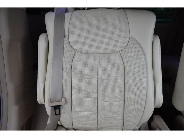 240G ツインサンルーフ MODELLISTAエアロLOXARNY20AW RS☆R車高調 純正ナビTVトヨタプレミアムサウンドシステム フリップダウンモニター クラッツィオシートカバー 両側電動スライドドア(54枚目)