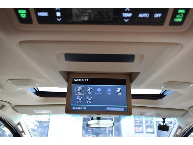 240G ツインサンルーフ MODELLISTAエアロLOXARNY20AW RS☆R車高調 純正ナビTVトヨタプレミアムサウンドシステム フリップダウンモニター クラッツィオシートカバー 両側電動スライドドア(56枚目)