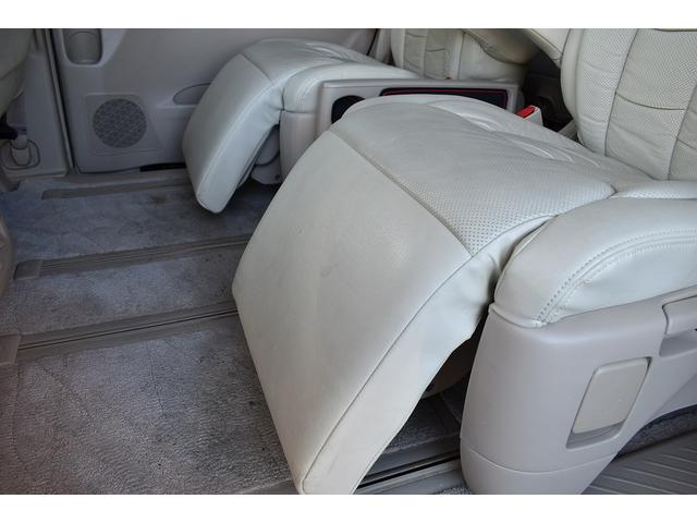 240G ツインサンルーフ MODELLISTAエアロLOXARNY20AW RS☆R車高調 純正ナビTVトヨタプレミアムサウンドシステム フリップダウンモニター クラッツィオシートカバー 両側電動スライドドア(61枚目)
