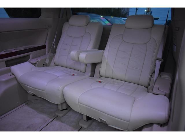 240G ツインサンルーフ MODELLISTAエアロLOXARNY20AW RS☆R車高調 純正ナビTVトヨタプレミアムサウンドシステム フリップダウンモニター クラッツィオシートカバー 両側電動スライドドア(62枚目)
