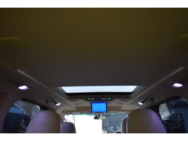 240G ツインサンルーフ MODELLISTAエアロLOXARNY20AW RS☆R車高調 純正ナビTVトヨタプレミアムサウンドシステム フリップダウンモニター クラッツィオシートカバー 両側電動スライドドア(72枚目)