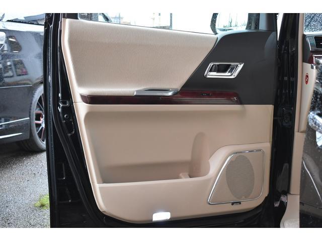 240G ツインサンルーフ MODELLISTAエアロLOXARNY20AW RS☆R車高調 純正ナビTVトヨタプレミアムサウンドシステム フリップダウンモニター クラッツィオシートカバー 両側電動スライドドア(74枚目)