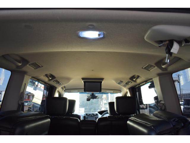 ハイウェイスター Vセレクション+セーフティ SHV RAYS19AW タナベ車高調 IMPULエアロ・マフラー GRACEシートカバー ドラレコ レーダー探知機 VALENTIテールランプ 純正ナビTV フリップダウンモニター 両側パワースライドドア(57枚目)