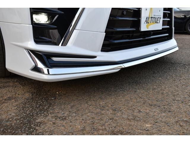 ハイブリッドZS 煌II ワンオーナー RAYS19AW BLITZ車高調MODELLISTAエアロリヤスポイラーマフラー 10インチナビTV 12.1インチフリップダウンモニター シートヒーター 両側電動スライドドア(17枚目)