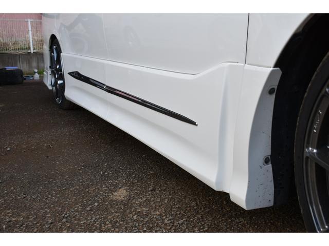 ハイブリッドZS 煌II ワンオーナー RAYS19AW BLITZ車高調MODELLISTAエアロリヤスポイラーマフラー 10インチナビTV 12.1インチフリップダウンモニター シートヒーター 両側電動スライドドア(18枚目)
