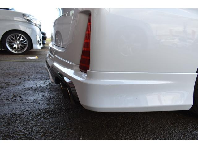 ハイブリッドZS 煌II ワンオーナー RAYS19AW BLITZ車高調MODELLISTAエアロリヤスポイラーマフラー 10インチナビTV 12.1インチフリップダウンモニター シートヒーター 両側電動スライドドア(19枚目)