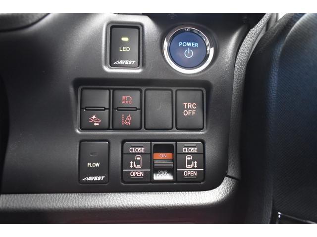 ハイブリッドZS 煌II ワンオーナー RAYS19AW BLITZ車高調MODELLISTAエアロリヤスポイラーマフラー 10インチナビTV 12.1インチフリップダウンモニター シートヒーター 両側電動スライドドア(30枚目)