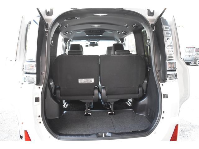 ハイブリッドZS 煌II ワンオーナー RAYS19AW BLITZ車高調MODELLISTAエアロリヤスポイラーマフラー 10インチナビTV 12.1インチフリップダウンモニター シートヒーター 両側電動スライドドア(63枚目)