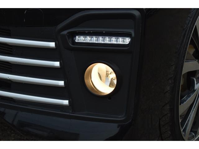 ライダー ハイウェイスターXターボベース PREMIX17インチAW BLITZ車高調 柿本改マフラー 純正ナビ・TV アラウンドビューモニター エマージェンシーブレーキ シートヒーター HIDライト ETC(10枚目)