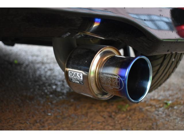 ライダー ハイウェイスターXターボベース PREMIX17インチAW BLITZ車高調 柿本改マフラー 純正ナビ・TV アラウンドビューモニター エマージェンシーブレーキ シートヒーター HIDライト ETC(17枚目)