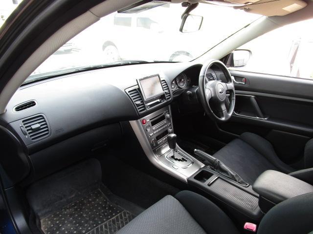 スバル レガシィツーリングワゴン 2.0i 4WD レカロシート HID ETC キーレス