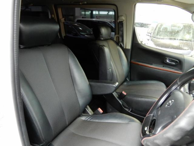 日産 エルグランド ハイウェイスター 愛知仕入 後期 4WD 両側パワースライド