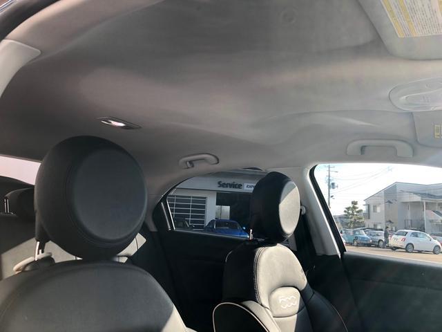 「フィアット」「フィアット 500X」「SUV・クロカン」「新潟県」の中古車12