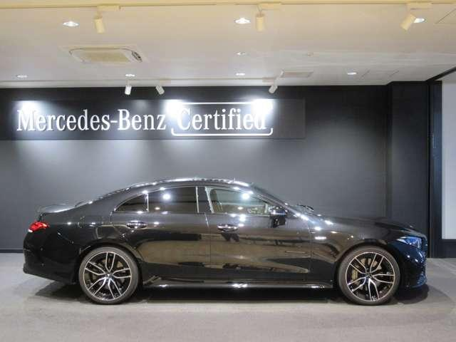 CLS53 4マチック+ 4WD(3枚目)